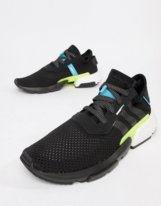 adidas Originals - POD-S3.1 - Baskets - Noir AQ1059