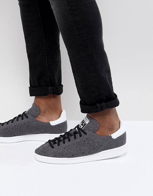 adidas Originals - Stan Smith - Baskets - Noir BZ0118