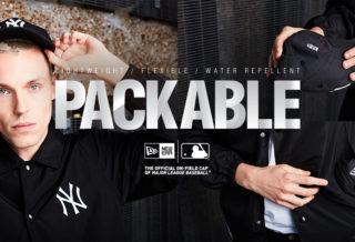 New Era présente la casquette innovante « PACKABLE »