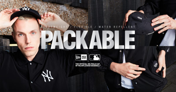 Casquette pliable New Era Packable