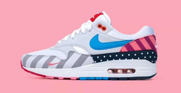 PARRA X Nike Air Max 1 édition 2018