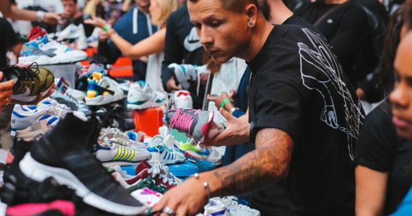 Sneakerness Paris 2018