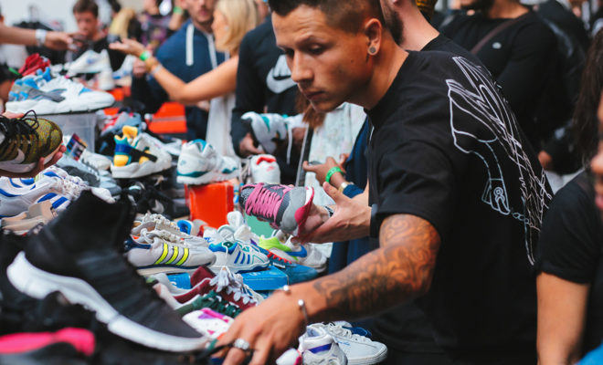 Sneakerness Paris 2018