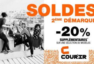 Soldes Sneakers sur Courir.fr - 850 Baskets en Promotion