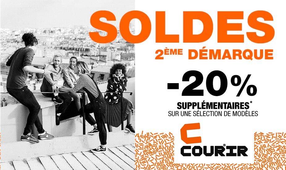 Soldes Sneakers sur 850 Baskets en Promotion