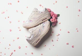 """Nike Air Max 1 """"Floral Camo"""" pour femme"""