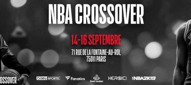 NBA CROSSOVER Paris 2018