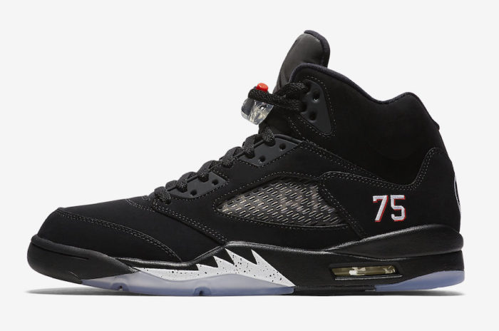 Air Jordan 5 X PSG Paris Saint-Germain - AV9175-001