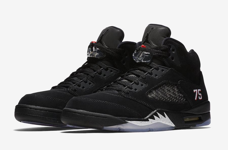 PSG X Air Jordan 5 : La collaboration inédite | Sneak-art