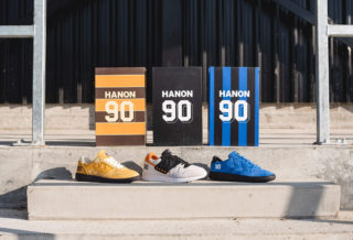 hummel x HANON 'Standing Only' Football Pack
