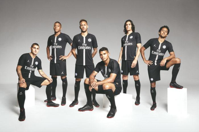 Maillot PSG Air Jordan Ligue des Champions