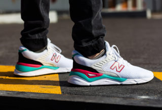 "New Balance X90, la sneaker ""so nineties"""