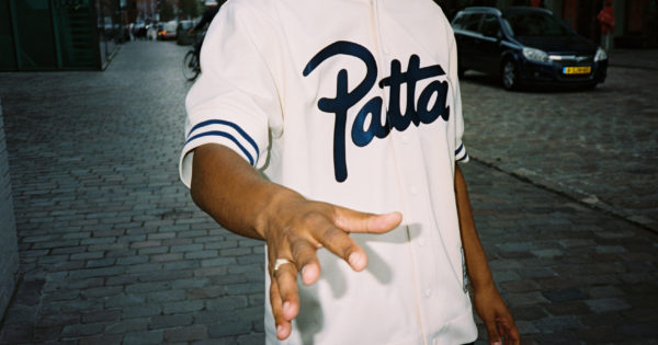 PATTA X MITCHELL AND NESS AUTUMN 2018 COLLECTION