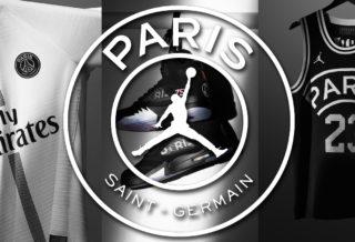 Collection Jordan Brand X Paris Saint-Germain
