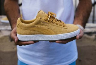 "Puma Suede 50  ""Chapter II Collaboration"""