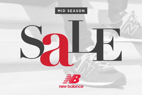 Sale New Balance Mid Season 2018