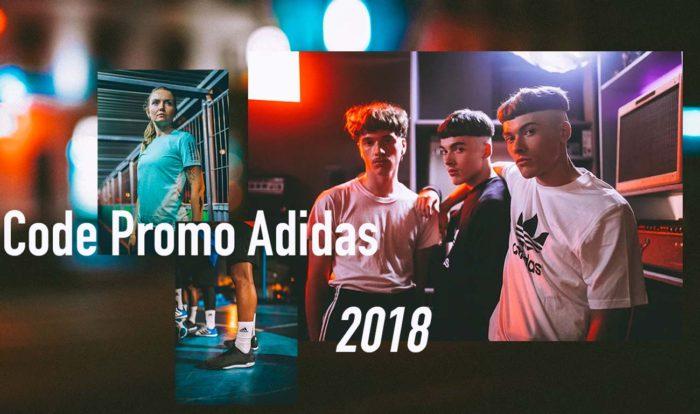 Code Promo Adidas 2018