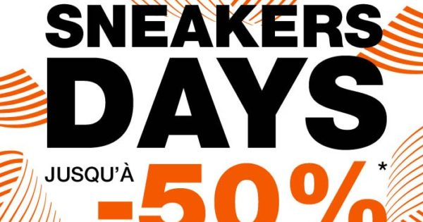 Courir Sneakers Days