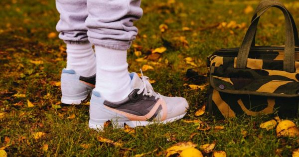 Diadora Highsnobiety nouvelle collaboration 2018