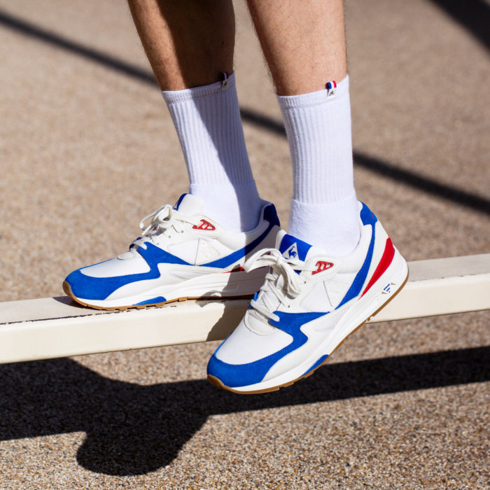 Le Coq Sportif BBR Pack made in France