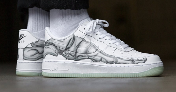 Nike Air Force 1 Low Skeleton