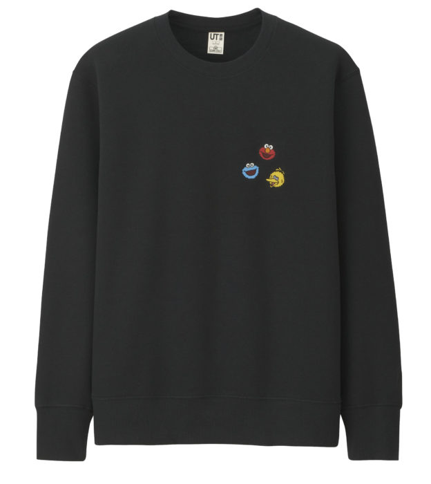 Sweat-shirts KAWS X SESAME STREET X UNIQLO
