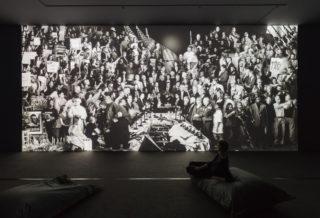 JR Nouvelle Exposition à la Maison Européenne de la Photographie