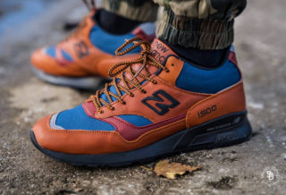 New Balance 1500 Mid Outdoor Pack made in UK