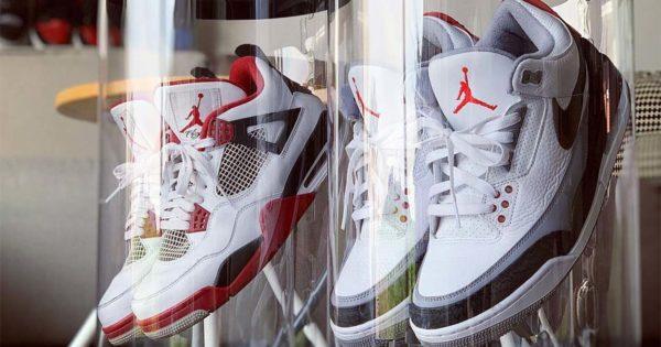 Sneakertube Display Sneakers