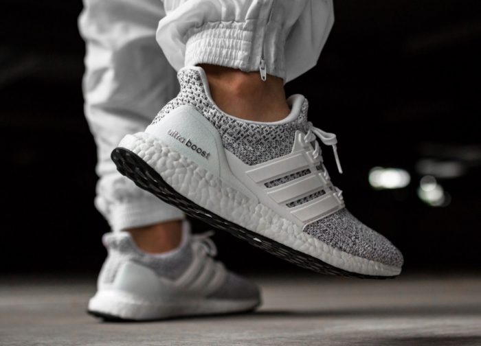 adidas Ultra Boost 4.0 cookie and cream