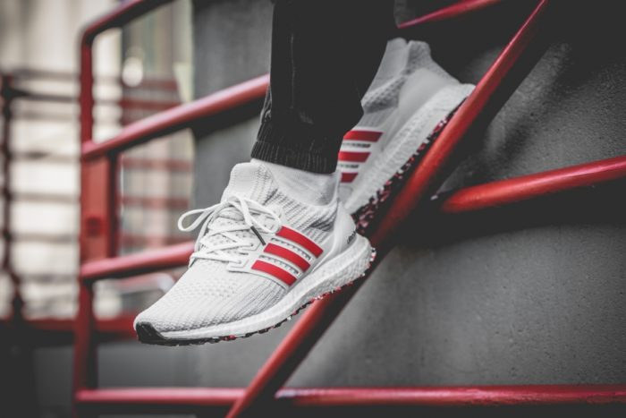 adidas Ultra Boost 4.0 White Red