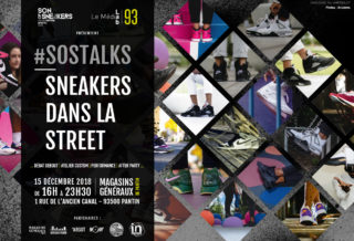 Son of Sneakers organise la conférence SOSTalks dédiée à la culture Sneakers