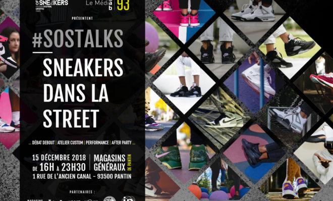 Conférence Sneakers SOSTalks