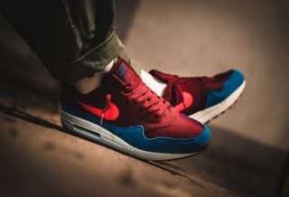 Nike Air Max 1 Red Orbit AH8145-601