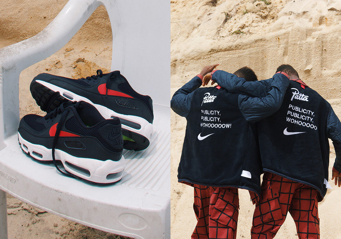 collection Patta x Nike « Publicity. Publicity. Wohooooow
