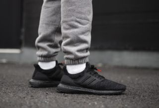 "chaussure adidas Ultra boost ""Core Black"""