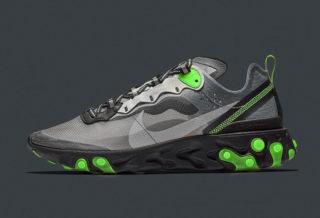 Nike React Element 87, les coloris qu'on aimerait bien voir sortir