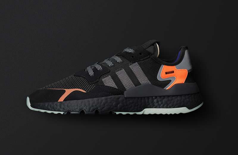 c0f94bcbb adidas Originals dévoile la sneaker Nite Jogger   Sneak-art