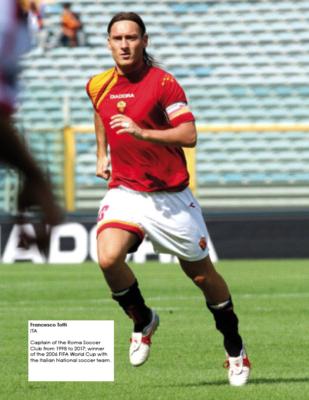 Diadora Francesco Totti