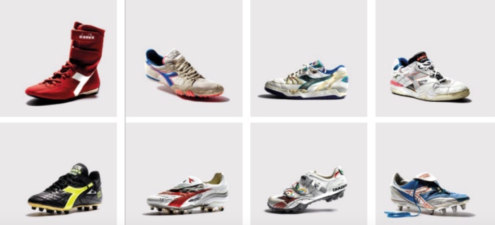 Diadora Hall of Fame