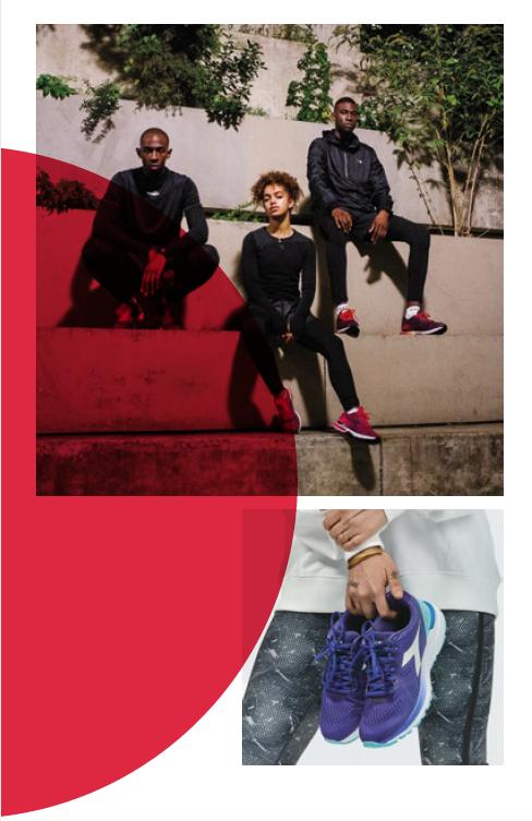 Diadora Sportswear Lifestyle