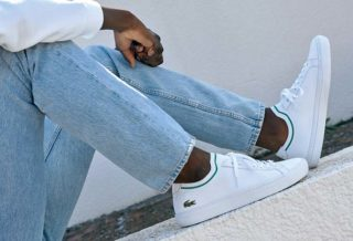 Lacoste La Piquée, la nouvelle sneaker qui rend hommage au polo L.12.12