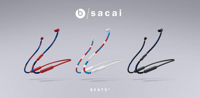 Ecouteurs Beats by Dre SACAI