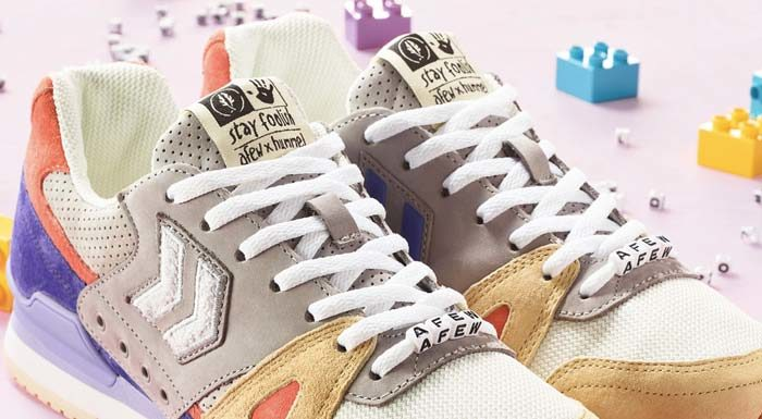 "Afew X Hummel Marathona ""Stay Foolish"""