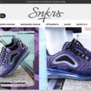 SNKRS Site Vente en Ligne de Sneakers et StreetWear