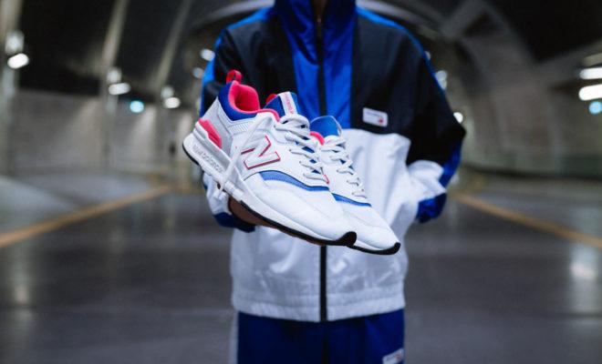 New Balance 997H une chaussure moderne et pas cher