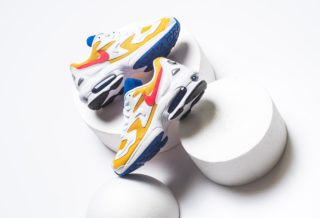 Nike Air Max2 Light, une silhouette retro qui fait son retour en 2019