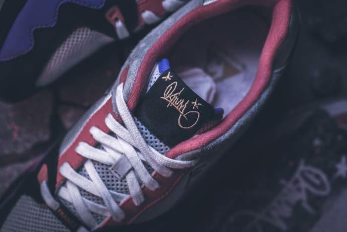 Sneaker Opium X Le Coq Sportif R1000