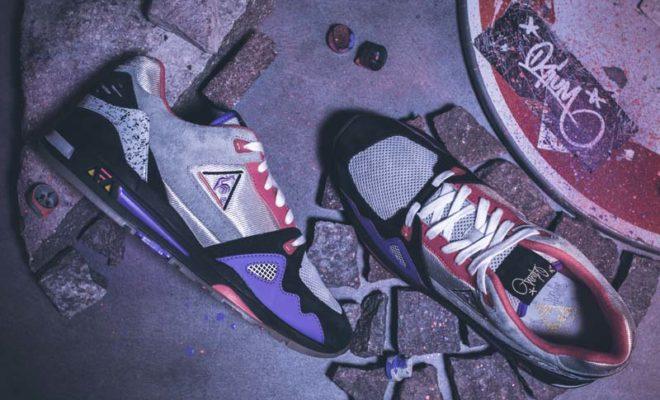 Sneakers-Opium-Le-Coq-Sportif-R1000