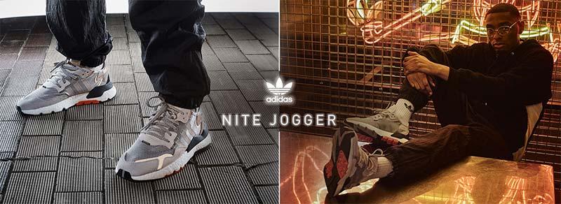sneakers adidas nite jogger
